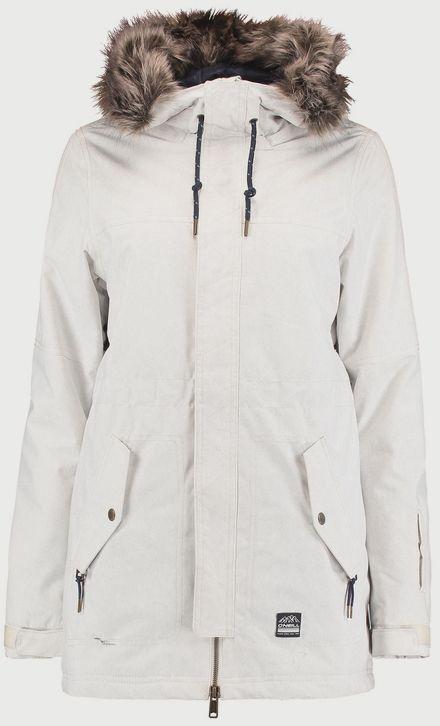 9cedde4acb Bunda O´Neill PW Cluster Ii Jacket Biela značky O Neill - Lovely.sk