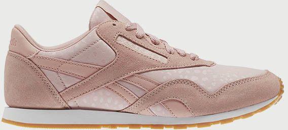 c43ef81eb5f07 Topánky Reebok Classic Cl Nylon Slim Txt Lux Růžová značky Reebok ...