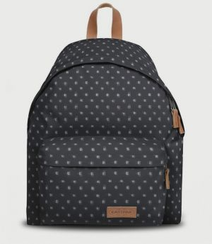 Ruksak Eastpak Padded Pak'R Check Bleach Čierna