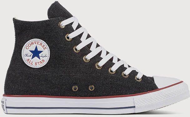 Topánky Converse Chuck Taylor All Star HI Čierna značky Converse ... 25030068527