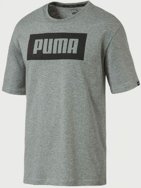 Puma Pánske tričko 1265667 šedá značky Puma - Lovely.sk 039ffc18fb1