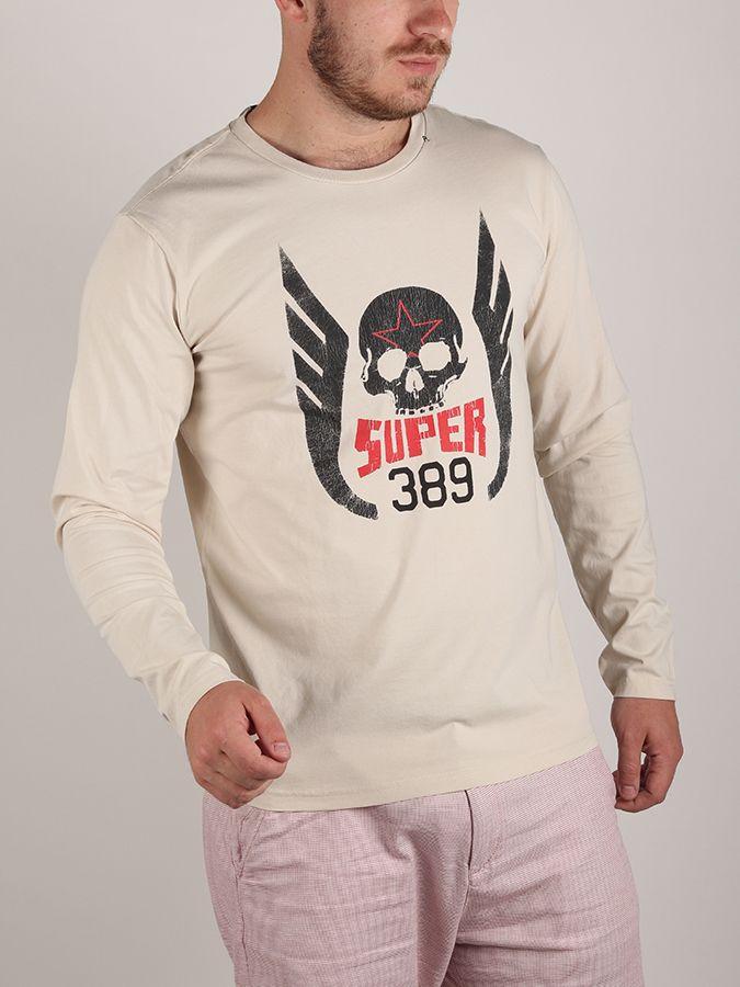8c3fbdaad887 Tričko Replay M3462 T-Shirt Biela značky Replay - Lovely.sk