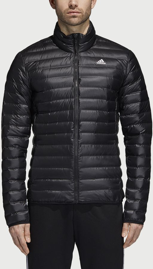 Bunda adidas Performance Varilite Jacket Čierna značky adidas ... 399b11dc658