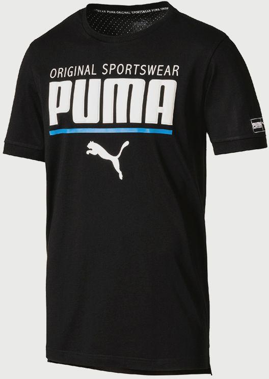 cf50e9b788f8c Tričko Puma STYLE Athletic Tee Čierna značky Puma - Lovely.sk