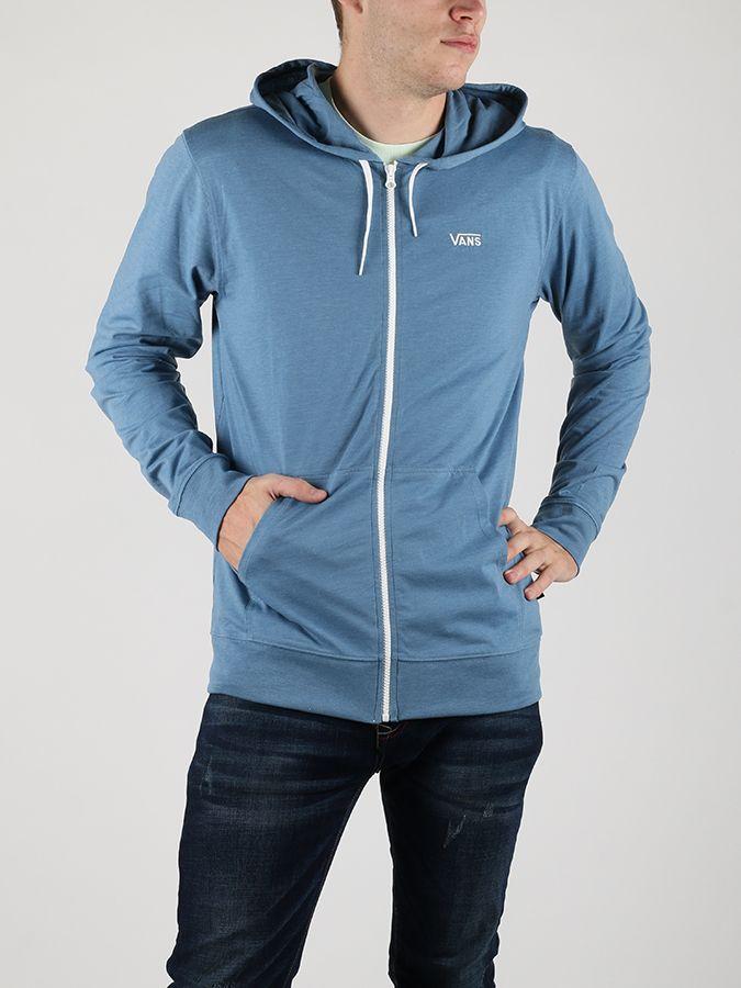 Mikina Vans Mn Core Basics Knit Copen Blue Modrá značky Vans - Lovely.sk f1bcc79cf25