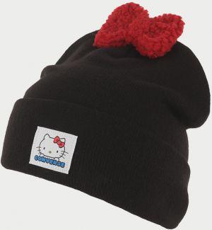 b03467d681290 Čapica Converse Pom Beanie - Hello Kitty Čierna