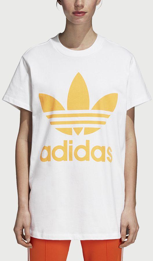 Tričko adidas Originals Big Trefoil Tee Biela značky adidas Originals -  Lovely.sk 08667d22ecf