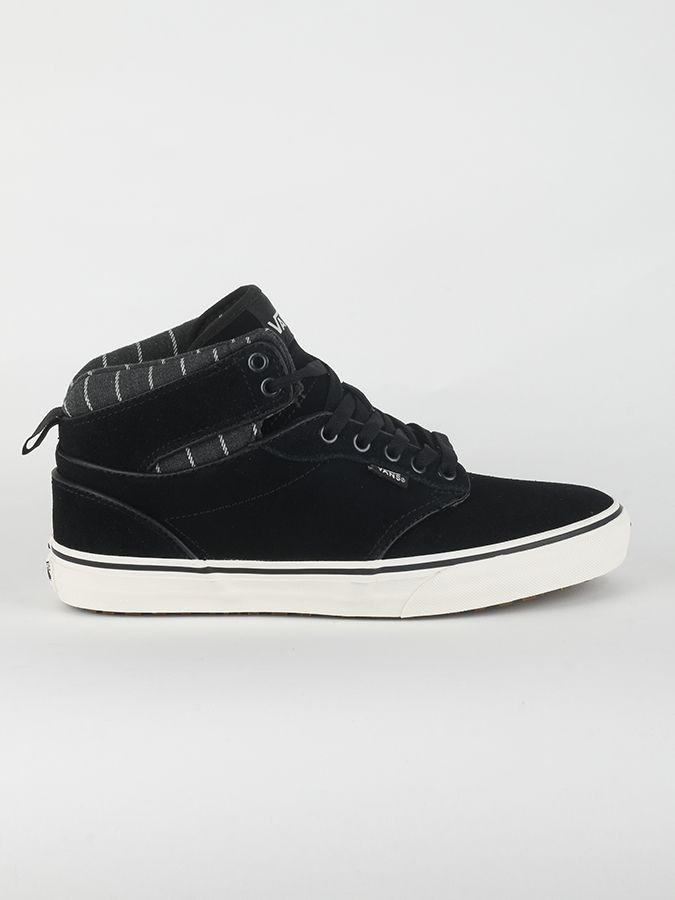 41f5aae5f6 Topánky Vans MN ATWOOD HI MTE (MTE) BLACK Čierna značky Vans - Lovely.sk