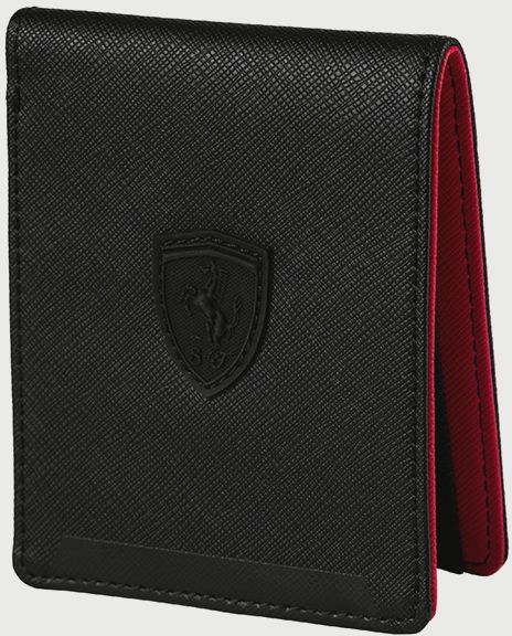 Peňaženka Puma Ferrari Ls Wallet M Black Čierna značky Puma - Lovely.sk 9163c591a49