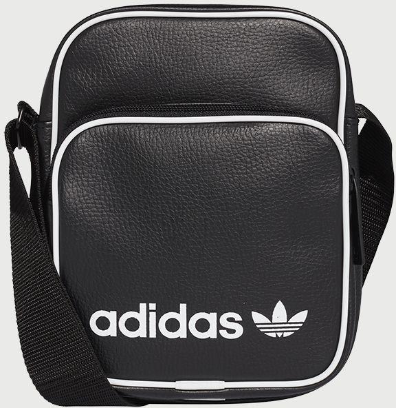 Taška adidas Originals Mini Bag Vint Čierna značky adidas Originals ... 53433a60eea