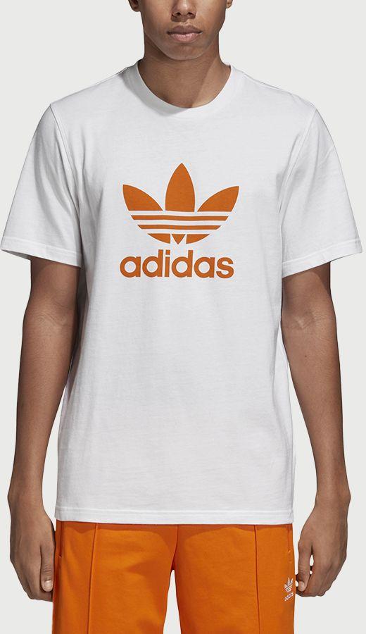 0471bec293 Tričko adidas Originals Trefoil T-Shirt Biela značky adidas ...