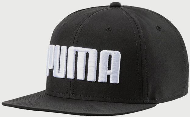 6a9172430 ... čiapky, klobúky Šiltovky. Šiltovka Puma Flatbrim Cap Black Čierna