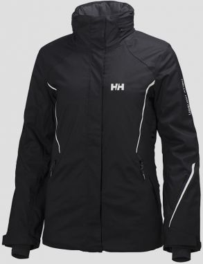 Bunda Helly Hansen W SHINE JACKET Čierna
