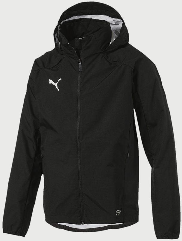 Bunda Puma LIGA Training Rain Jacket Čierna značky Puma - Lovely.sk e9cd41ebe21