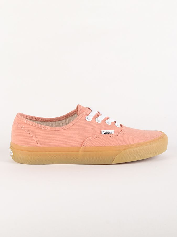 Topánky Vans Ua Authentic Muted Clay Růžová značky Vans - Lovely.sk bea6069e5fe