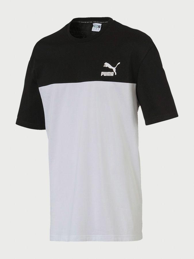 Tričko Puma Retro Tee Čierna značky Puma - Lovely.sk f4899a2af61