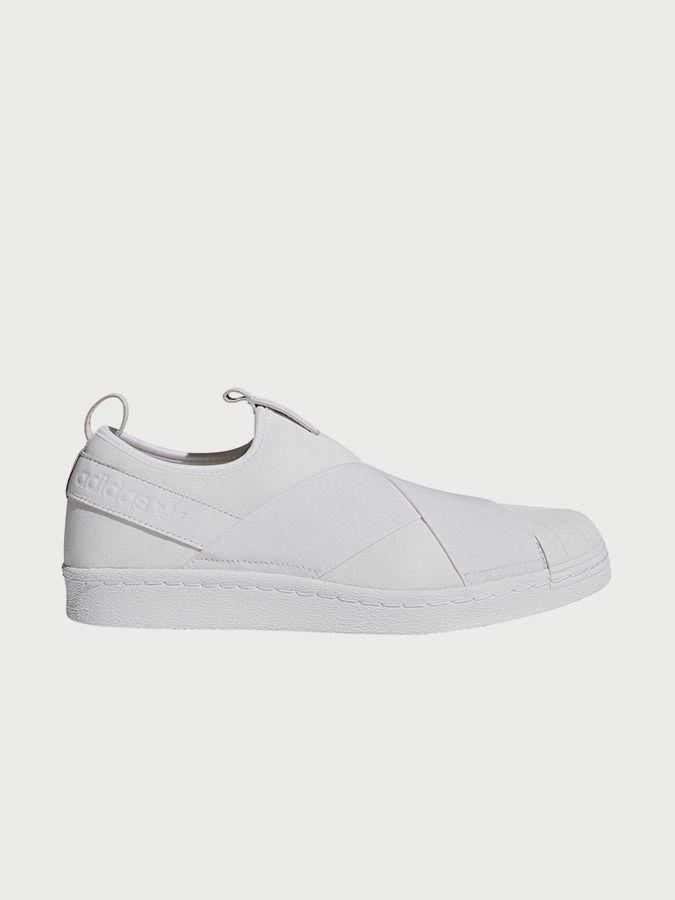 3bbcdf00de6fb Topánky adidas Originals Superstar Slipon Biela značky adidas Originals -  Lovely.sk