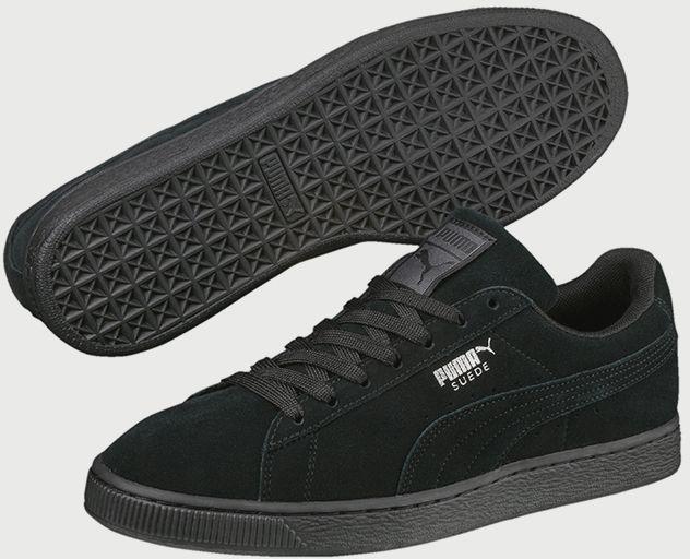 ClassicBlack Značky Topánky Čierna Shadow Puma Suede Dark rWdBxoCe