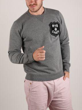 Mikina Replay M3438 Sweatshirt Šedá značky Replay - Lovely.sk 809156049a4