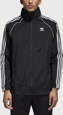 Bunda adidas Originals Sst Windbreaker Čierna