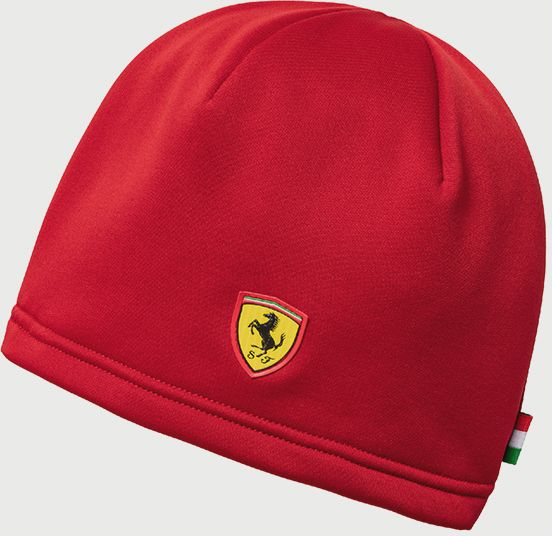 65096dc6f Čapica Puma Ferrari Fanwear Beanie Rosso Corsa Červená značky Puma ...