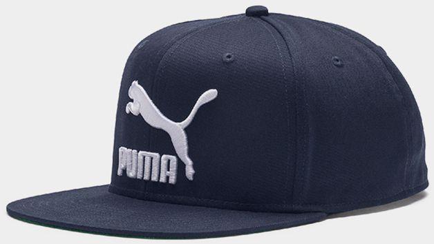 1ac362637 ... čiapky, klobúky Šiltovky. Šiltovka Puma LS ColourBlock Cap Peacoat  Farebná