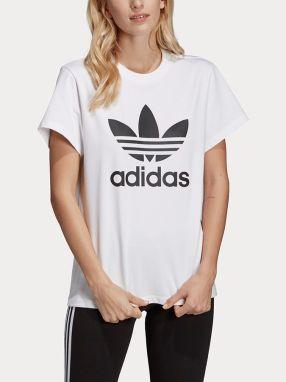 Tričko adidas Originals Boyfriend Tee Biela 848eb8aa760