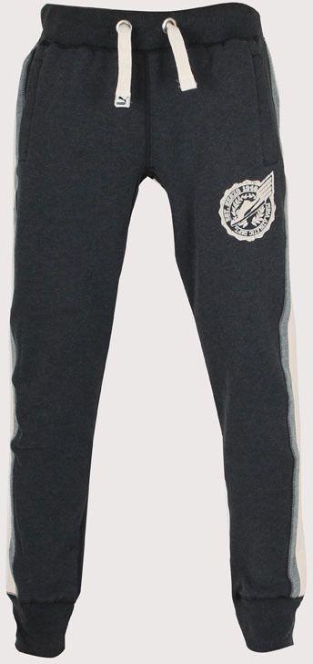 Tepláky Puma Varsity Sweat Pants gray Šedivá značky Puma - Lovely.sk 625e1da102b