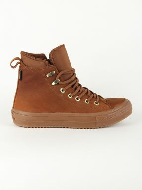 Topánky Converse Chuck Taylor Wp Boot HI Hnedá
