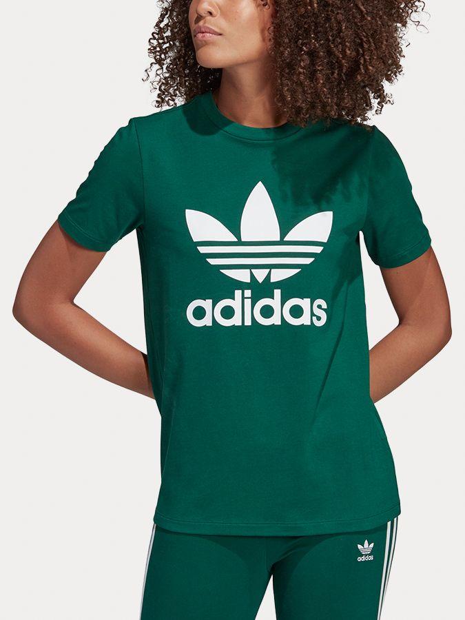 adidas originals koszulka damska trefoil