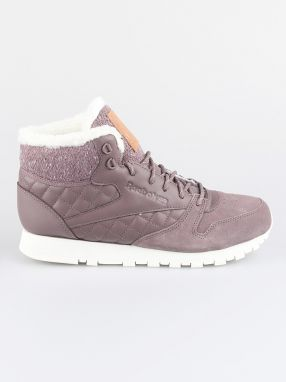 Topánky Reebok Classic CL Lthr Arctic Boot Hnedá