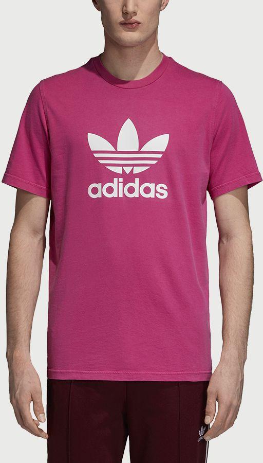 29a748af00ec Tričko adidas Originals Trefoil T-Shirt Růžová značky adidas ...