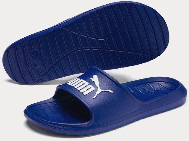 0e08e5476c404 Papuče Puma Divecat V2 Modrá značky Puma - Lovely.sk