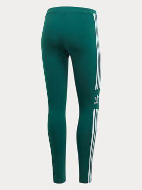 84e9dbe71 Legíny adidas Originals Trefoil Tight Zelená značky adidas Originals ...
