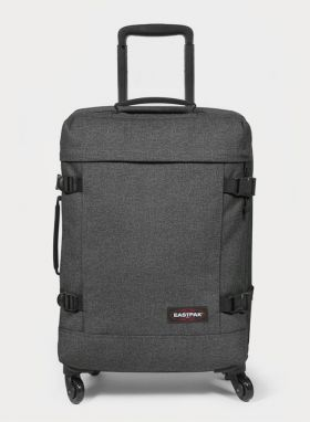 Kufor Eastpak Trans4 S Black Denim Šedá