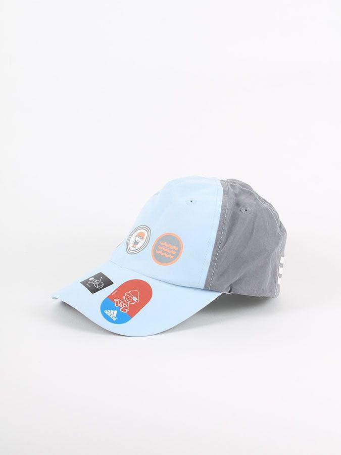 74ab5b20e Šiltovka Adidas Originals CAPP.BABY SUMMER Modrá značky adidas ...