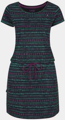 378655516abe s.Oliver RED LABEL Beachwear Letné šaty s.Oliver zelená-petrolejová ...