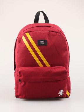 8ee1e0203d Ruksak Vans Mn Old Skool Iii Backpack (Harry Potter) Gryffindor Červená