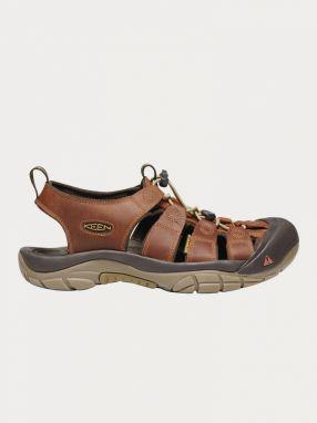 82aff526b6a68 Šľapky CLARKS - Vine Cedar 261398047 Mahogany Leather značky Clarks ...