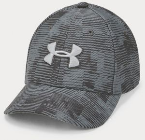 Šiltovka Under Armour Boy'S Printed Blitzing 3.0 Šedá