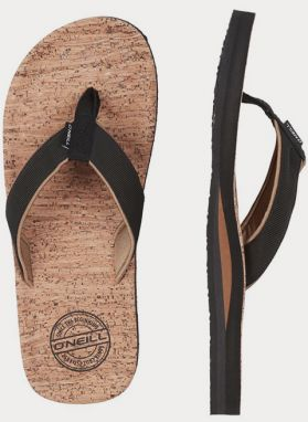 Žabky O´Neill Fm Chad Structure Sandals Hnedá