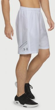 Kraťasy Under Armour Woven Graphic Short Biela