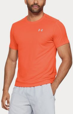 Tričko Under Armour Speed Stride Shortsleeve Oranžová