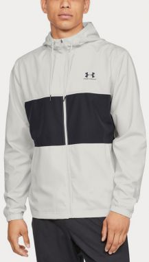 Bunda Under Armour Sportstyle Wind Jacket Biela