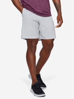 Kraťasy Under Armour Woven Graphic Shorts-Gry Biela