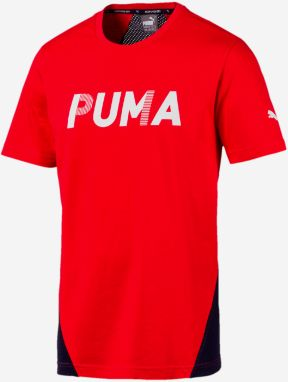 Tričko Puma Modern Sports Advanced Tee Červená