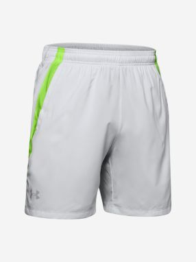 Kraťasy Under Armour Launch Sw 7'' Short-Gry Biela