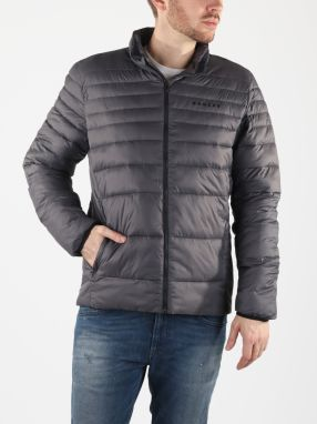 Bunda Oakley Down Bomber Jacket Šedá