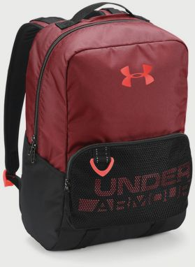 Ruksak Under Armour Boys Ultimate Backpack Červená