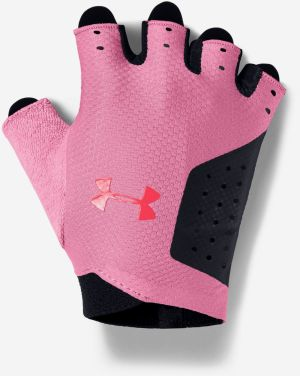 Rukavice Under Armour Women'S Training Glove Růžová
